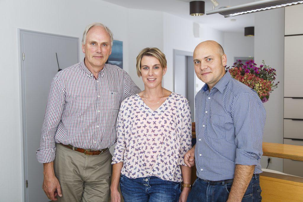 Dr. C. Kellinghusen, Fr. C. Zechlin, Dr. C. Onischke